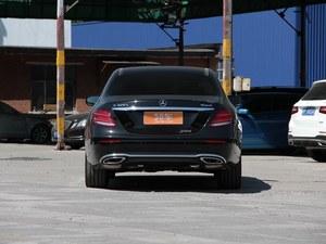 奔驰E级长沙多少钱  售42.28万起可试驾