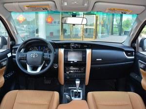 丰田Fortuner上海报价 现车优惠1万元