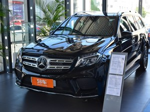 奔驰GLS让利促销 限时优惠高达9万