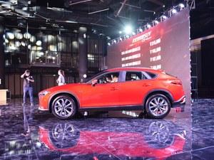 马自达CX-4目前价格稳定 售价14.08万起