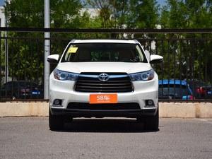 广丰汉兰达平价销售 温州地区现车充足
