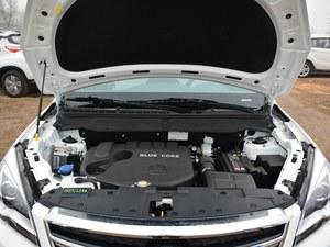 长安CS35/自由侠 热门小型SUV行情汇总