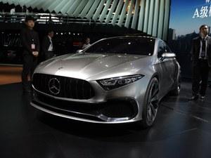 奔驰A级目前价格稳定 售价23.60万起