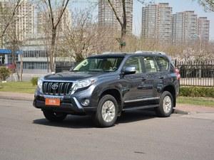 2017款丰田霸道4000中东版 价格最低最便宜