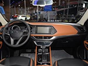 众泰T300多少钱 裸车报价4.99万元起
