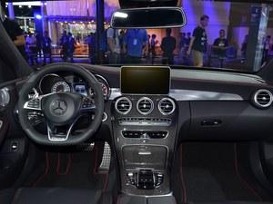 南京奔驰AMG C级优惠高达6万 现车充足