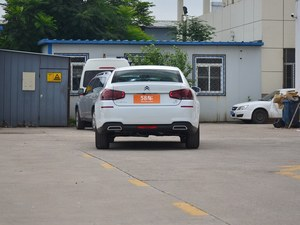 雪铁龙C5北京新行情 购车优惠高达1.8万