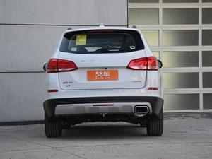 哈弗H6购车优惠2.1万元  欢迎试乘试驾