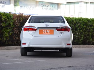 卡罗拉限时优惠1.2万元 广州现车充足