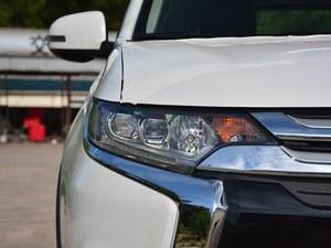 三菱欧蓝德售价15.98万元起 可试乘试驾