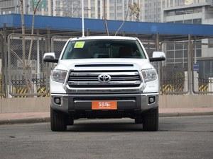 南京丰田坦途优惠高达4.8万元 现车充足