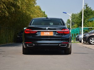 南京宝马7系优惠高达31.63万 现车充足