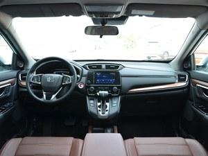 2019款本田CR-V新车到店 售价16.98万起