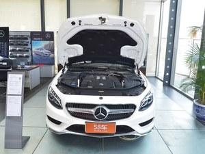 奔驰S级现车价格 暂无优惠93.8万起售