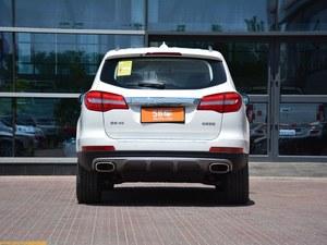 成都哈弗H8新价格 直降0.2万现车销售