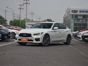 银川润德英菲尼迪-英菲尼迪Q50L优惠高达5万