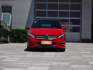 奔驰B级成都仅售24.2万元起 欢迎垂询