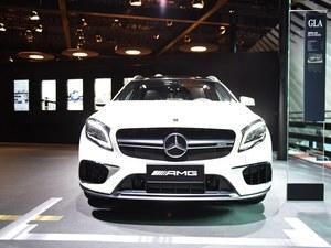 奔驰GLA AMG市场行情 售价53.88万元起