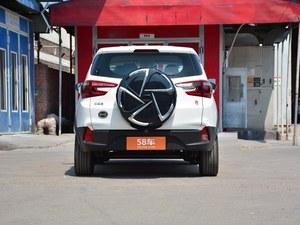 比亚迪元上海优惠价格 目前让利达1万元