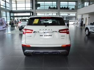 2017款哈弗H6 Coupe购车价格 暂无优惠
