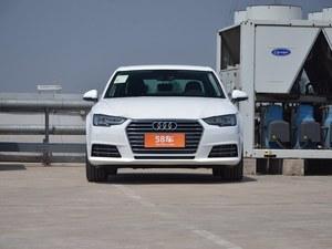 奥迪A4L限时促销优惠6.68万 北京报价