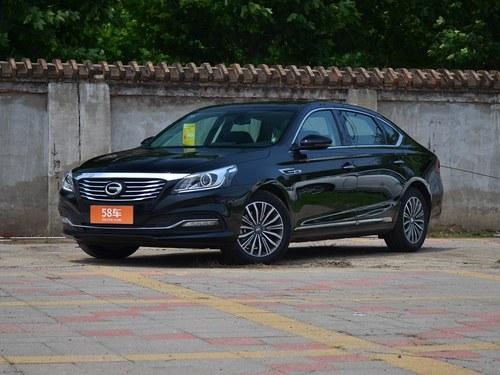 2017款 传祺GA8 280T 智享版