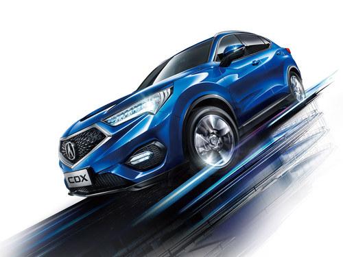 2016款 广汽Acura CDX 1.5T 四驱智享版