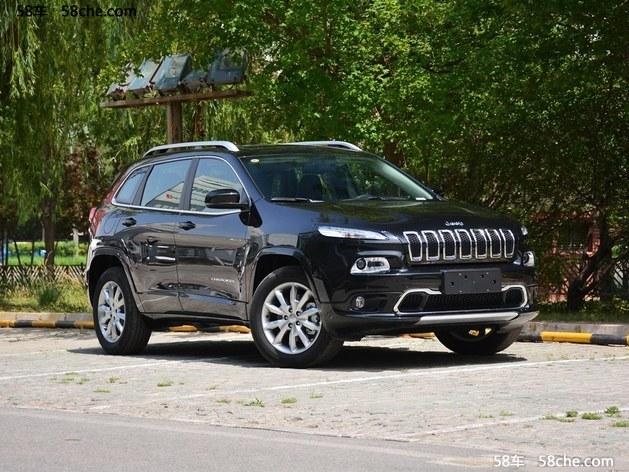 全新Jeep自由光多少钱 让利高达2.4万