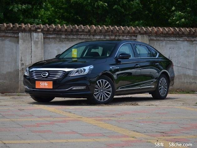 广汽传祺春节不打烊   开新车过新年