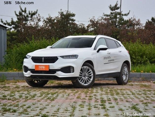 长城WEY VV7近期报价 上海现车热销中
