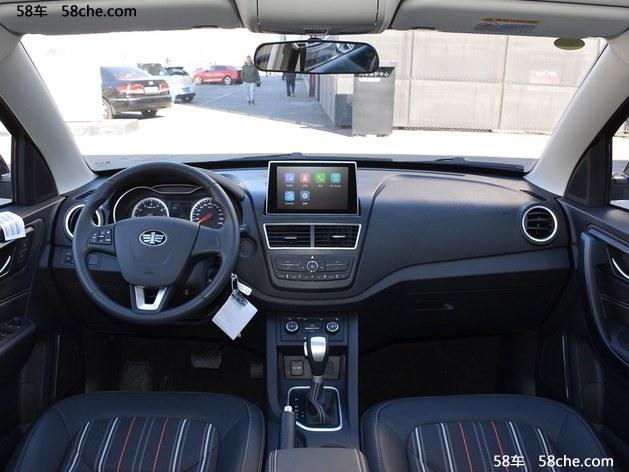 小型SUV智能互联之争 奔腾X40月销过万