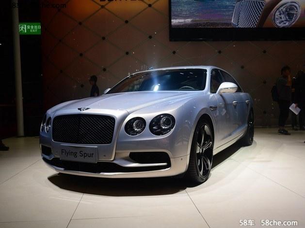 宾利飞驰优惠124万元 上海有现车销售