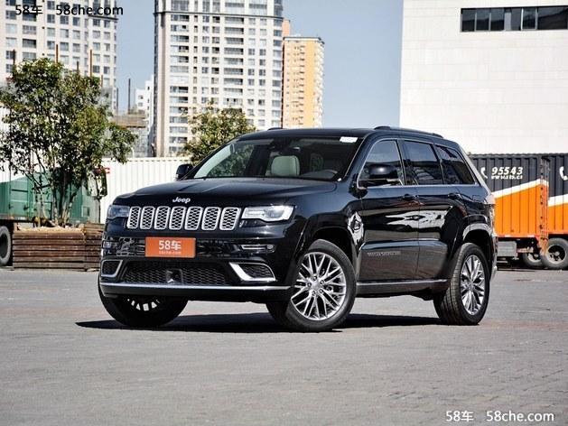 南宁Jeep进口大切诺基 优惠5.52万元