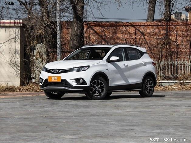 东南DX3售价6.79万 购车送礼包12888元
