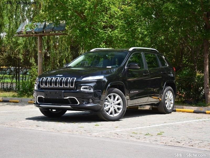 Jeep自由光车身外观