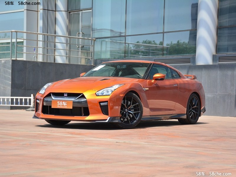 日产日产GT-R车身外观