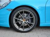 保时捷911车轮