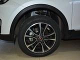 汉腾X5车轮