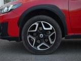斯巴鲁XV车轮