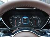 众泰T700仪表盘