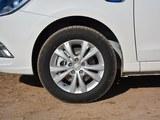 逸动新能源车轮