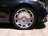 迈巴赫S级车轮
