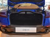 阿斯顿·马丁DB11后备箱