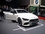 AMG GT 2019款   53 4-Door Coupe_高清图4