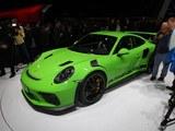 保时捷911 2018款  GT3 RS 4.0L_高清图1
