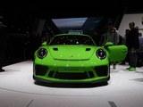 保时捷911 2018款  GT3 RS 4.0L_高清图2