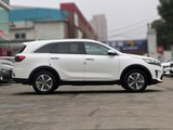 索兰托 2018款  L 2.0T 柴油2WD两驱豪华版 7座_高清图4