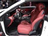2018款 奔驰S级AMG AMG S 63 4MATIC Cabriolet
