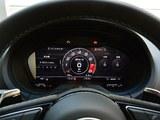 奥迪RS 3仪表盘
