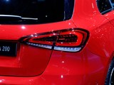 奔驰A级 2018款  基本型_高清图1